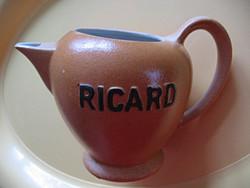 Ateliers de Ceramique Ricard France retro kancsó
