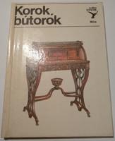 Kolibri könyvek: korok, bútorok