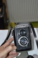 Szovjet fényképezőgép