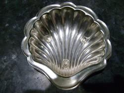 Mogyoró vagy kaviár kínáló EZÜST  hibátlan darab kiváló lehet ajándéknak is 46 gramm
