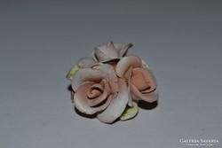 Kerámia virág bross