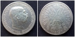 Ferenc József 2 Corona 1913