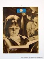 1960 november 30  /  ORSZÁG VILÁG  /  SZÜLETÉSNAPRA RÉGI EREDETI ÚJSÁG Szs.:  7990