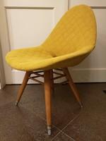 Skandináv design retró szék