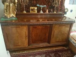 Antik tálaló szekrény AKCIÓ
