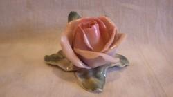 E.N.S. Német porcelán rózsa