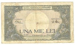 1000 lei 1941 Románia II.