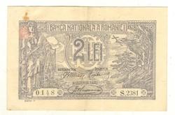 2 lei 1920 Románia I.