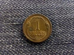Verdefényes 1 fillér 1926