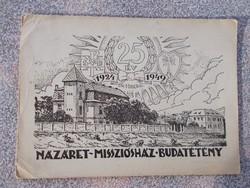 Názáret Missziósház Budatéteny, 1949.