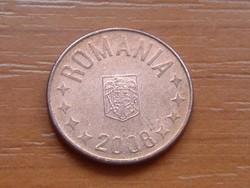 ROMÁNIA 5 BANI 2008