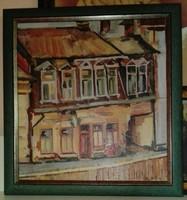 Frank Frigyes: Házak