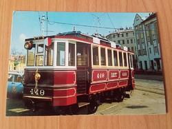 418 motorkocsi 1897 - KÖZLEKEDÉSI FOTÓ ,KÉPESLAP, LEVELEZŐLAP