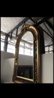Nagy arany tükör