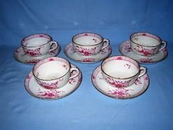 Antik herendi csészék