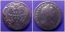 Mária Terézia 1 krajcár 1761 P /id1437/