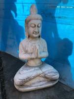 Buddha indiai szobor