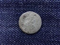 Ezüst Károly 1 krajcár