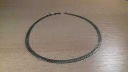 Ezüst színű nyaklánc 069