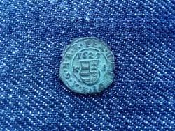 II. Ferdinánd rézdénár 1629 KB