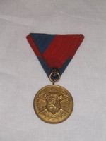 Bolgár Háborús emlékérem 1915-1918