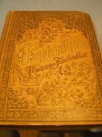 N19 Die Gartenlaube 1892 Gótbetűs 898 old családfa kutatóknak is rendezőknek filmszínház kellékesnek