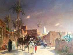 Otto Sherapim Peter - Oázis Sidi Obkában