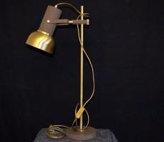 Minőségi Retro asztali lámpa. 70 cm magas.
