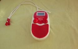 Retro Tevion hodozható rádió