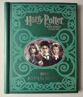 Harry Potter és az azkabani fogoly asztali naptár 2005