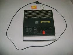 ITT SHAUB - LOREN - retro szalagos magnó, magnetofon