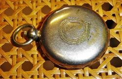 Antik zseb pecsétnyomó, tintabélyegző