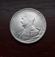 Magyar királyság (1920-1944) Horthy Miklós  5 Pengő 1939