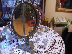 Olasz antik asztali tükor