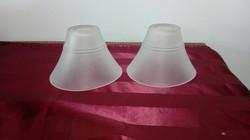 Üveg lámpabúra párban