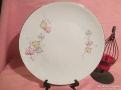 Scherzer Bavaria virág mintás süteményes tál tányér  A034