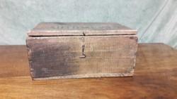 Elsősegély doboz