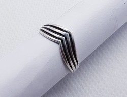Ezüst lábujjgyűrű