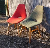 Erika székek retro szék