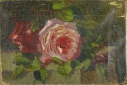 0U912 Ismeretlen festő : Rózsák