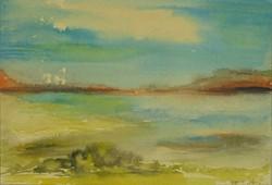 0U914 Ismeretlen művész : Balaton