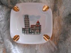 Plankenhammer porcelán hamuzó 13.5 x 13.5 cm