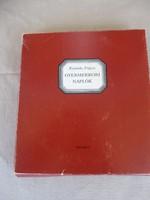 Karinthy Frigyes Gyermekkori naplók bakelit lemezes változat