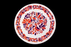 Alföldi porcelán dísztál