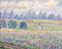 Európai művész 1946 : Virágos táj