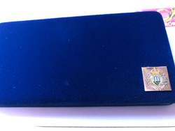 1995 San Marino ezüst 5000+1000 líra pár 18+22 gramm 0,835 Ritka!!!PP