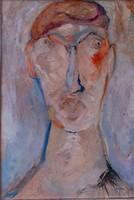 Tóth Menyhért (1904 - 1980): Férfi fej