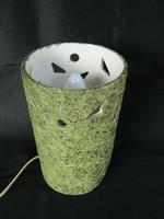 Magyarszombatfai kerámia lámpa