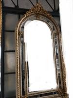 Nagy fehèr/arany tükör