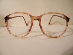 Retro Zeiss borostyán színű szemüvegkeret 127ab4ef1b